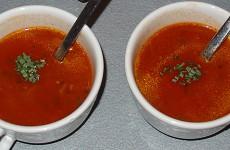 Tomatensoep met ballen