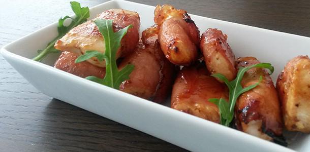 Zoete-kip-in-bacon